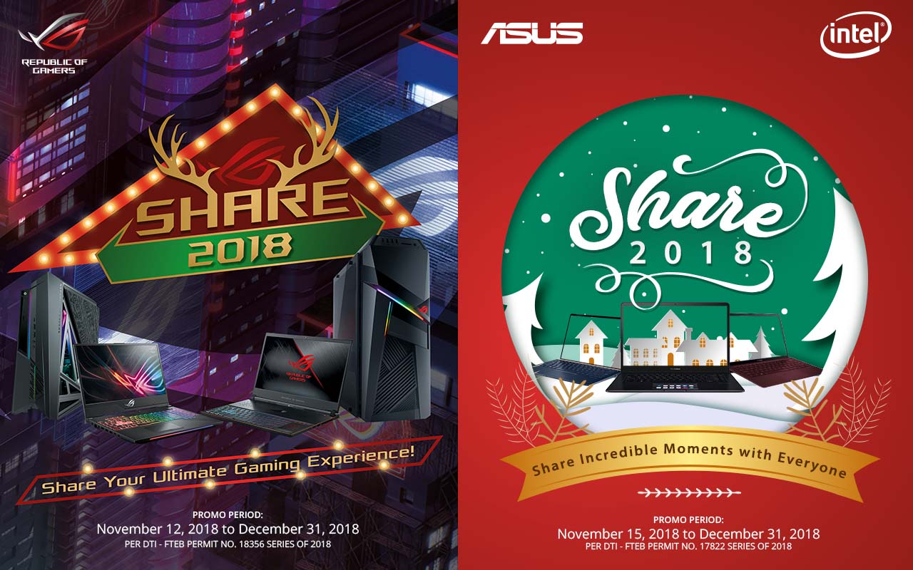 ASUS Philippines Share 2018