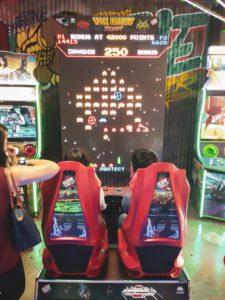Tap 'N Play Space Invaders