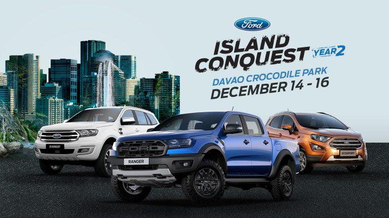 Ford Island Conquest Davao 2018