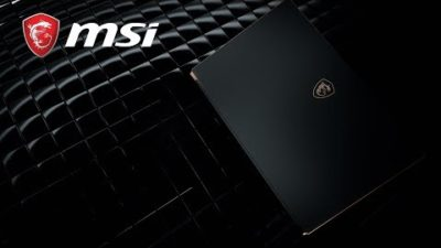 MSI Unveils All New GS75 Stealth Thin and Light Gaming Laptop