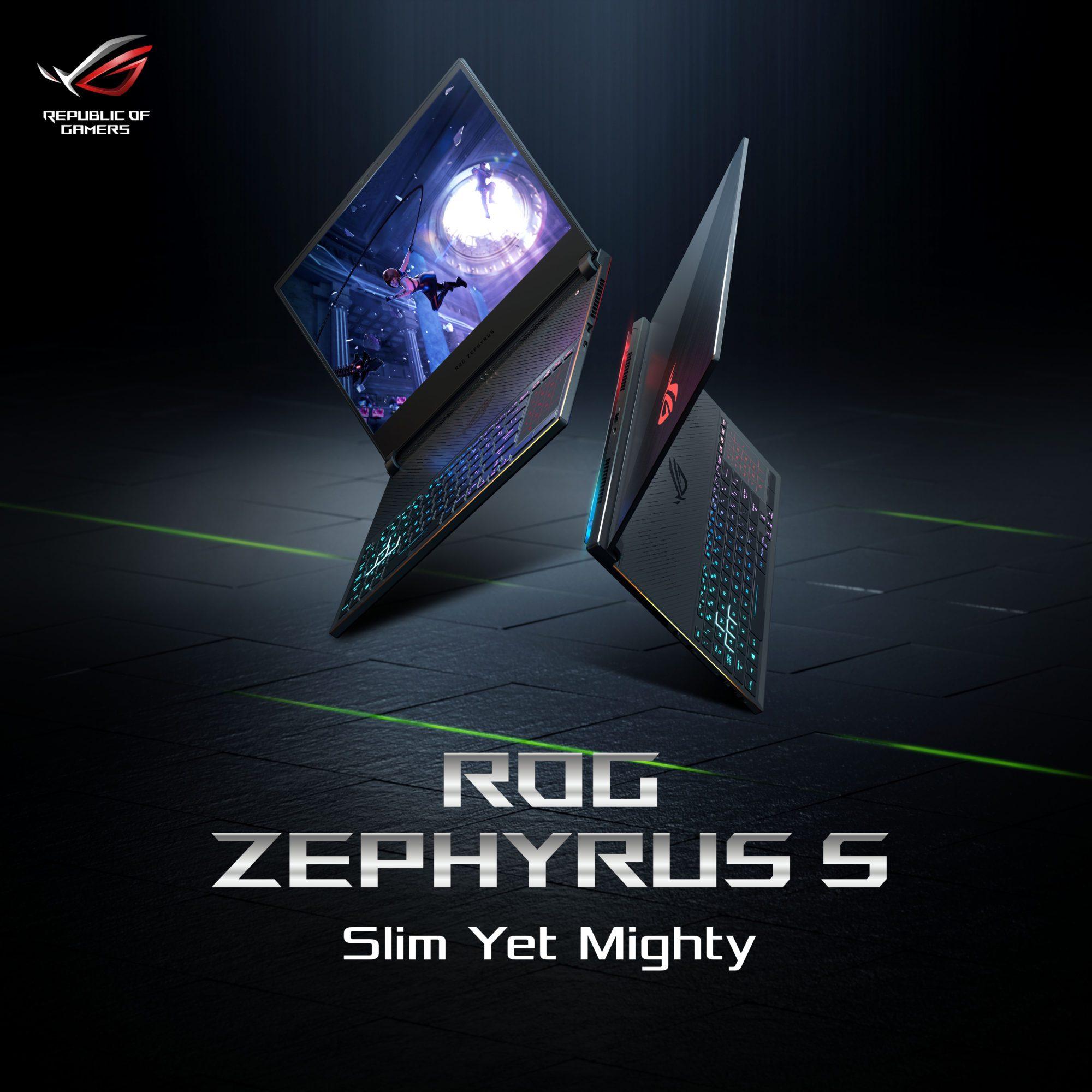 ROG Zephyrus S GX531