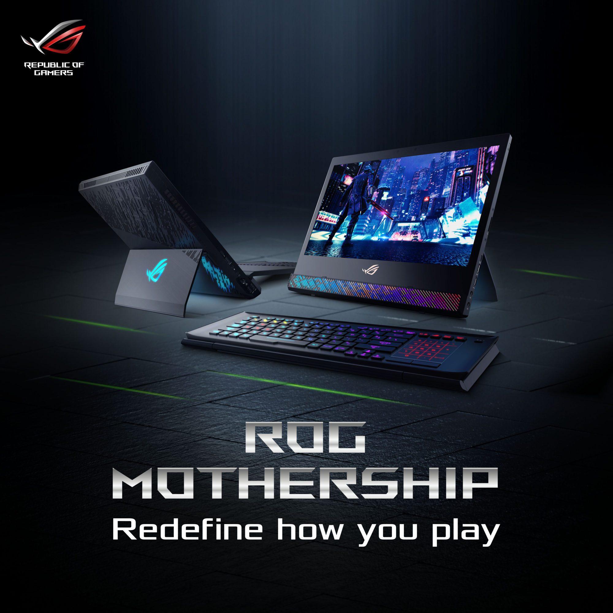 ROG Mothership GZ700