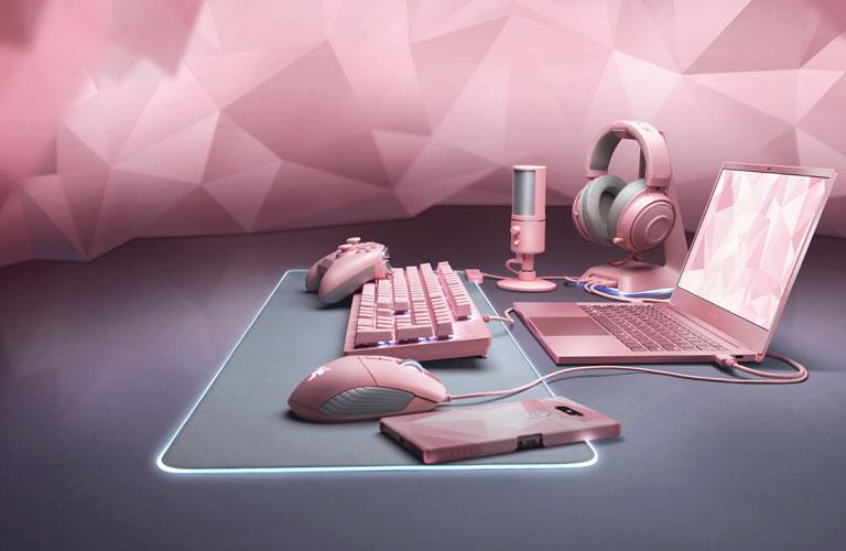 Razer Quartz Pink