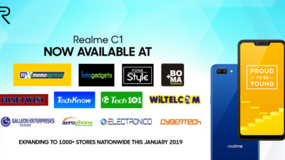 Expanding to 1000+ Stores – Here's Where to Buy Realme Phones