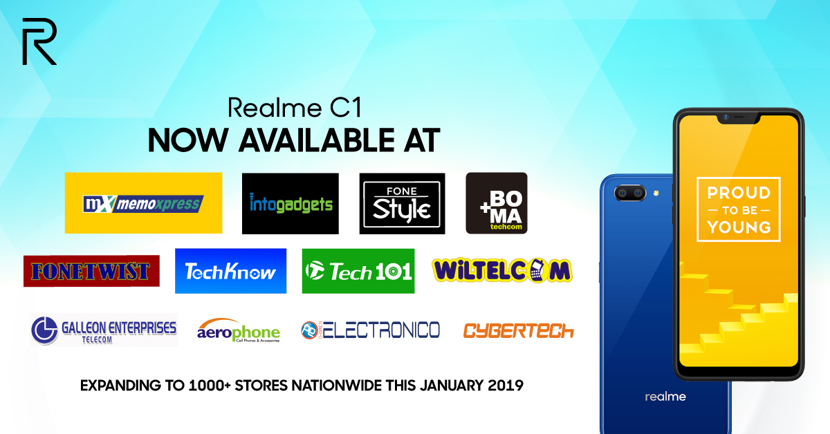 Where To Buy Realme Phones