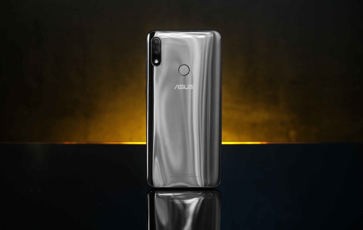 The ZenFone Max Pro M2 Now Comes in Cosmic Titanium