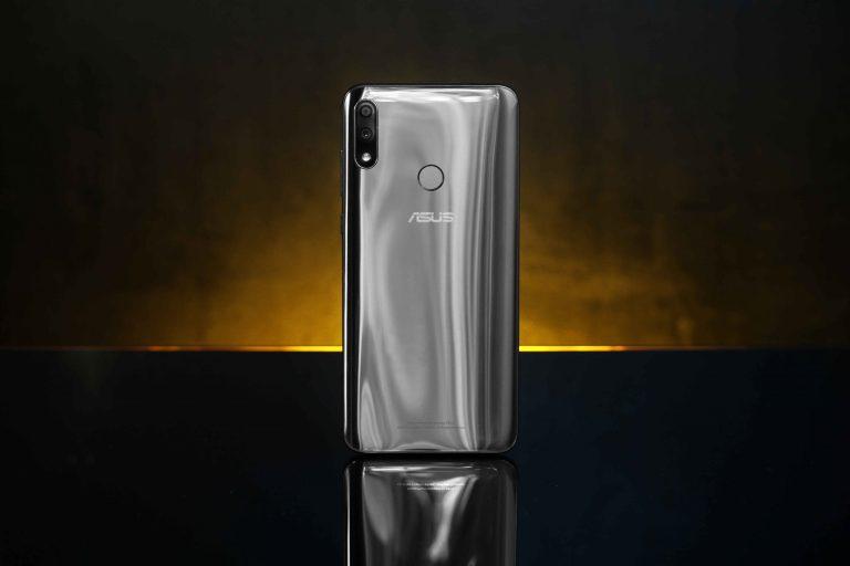 ZenFone Max Pro M2 Cosmic Titanium