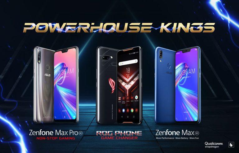 ASUS Powerhouse Kings