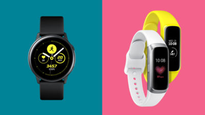 Samsung Introduces Galaxy Watch Active and Galaxy Fit/Galaxy Fit e