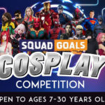 NCCC Mall Buhangin Squad Goals Cosplay Competition