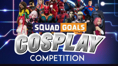 NCCC Mall Buhangin Brings #SquadGoals Cosplay Competition this March
