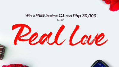 Win a Realme C1 and Php 30,000 with the Realme Real Love Promo