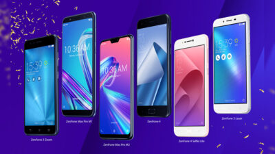 Limited-Time Zenfone Price Cuts for the Lazada 3.3 Birthday Sale