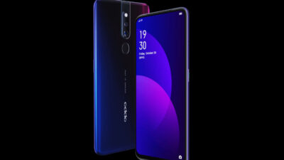OPPO F11 Pro with Pop-up Camera Launches in the Philippines