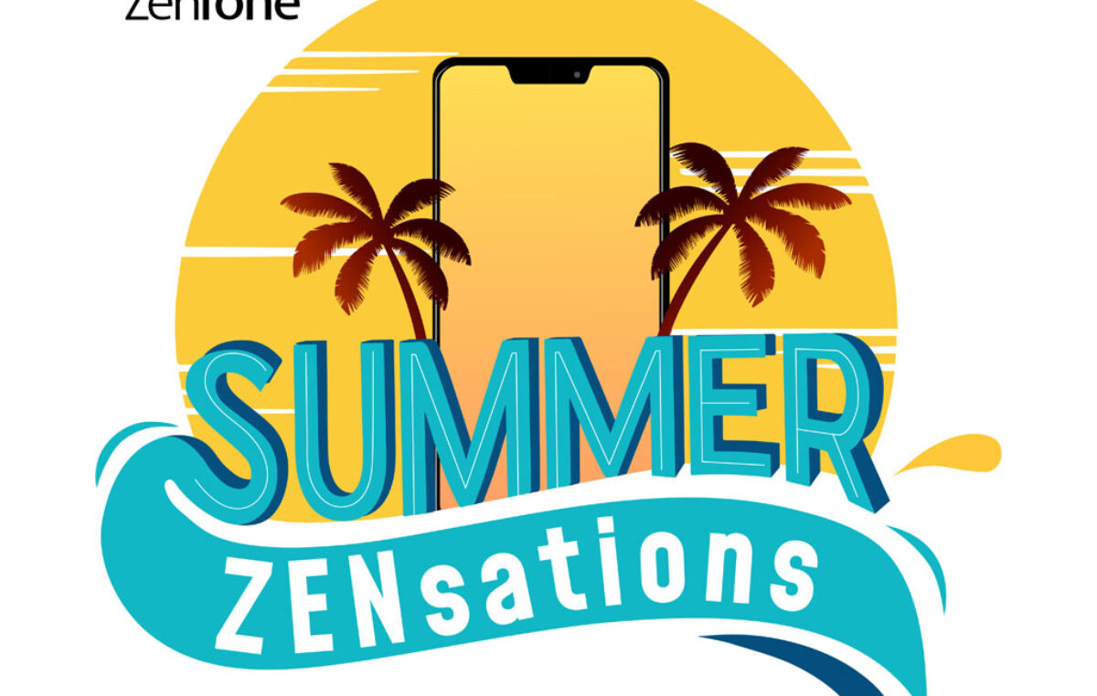 Experience Summer ZENsations with an ASUS Zenfone
