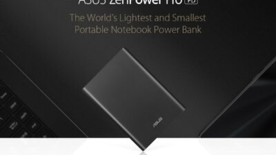 ZenPower Pro PD – Lightest and Smallest Portable Notebook Power Bank