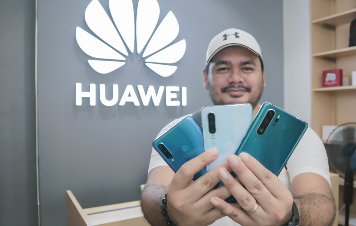 Pre-Order the Huawei P30 Pro, P30, and P30 Lite at 8telcom Until April 12