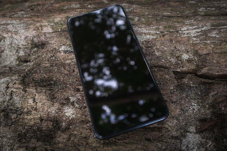 Zenfone Max Pro M2 front