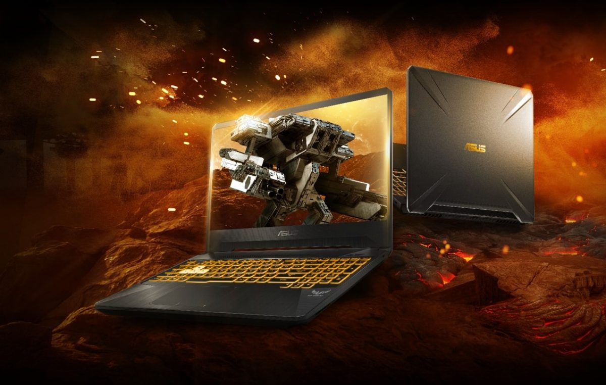 ASUS TUF FX505 and FX705 Gaming Laptops Now on Pre-Order