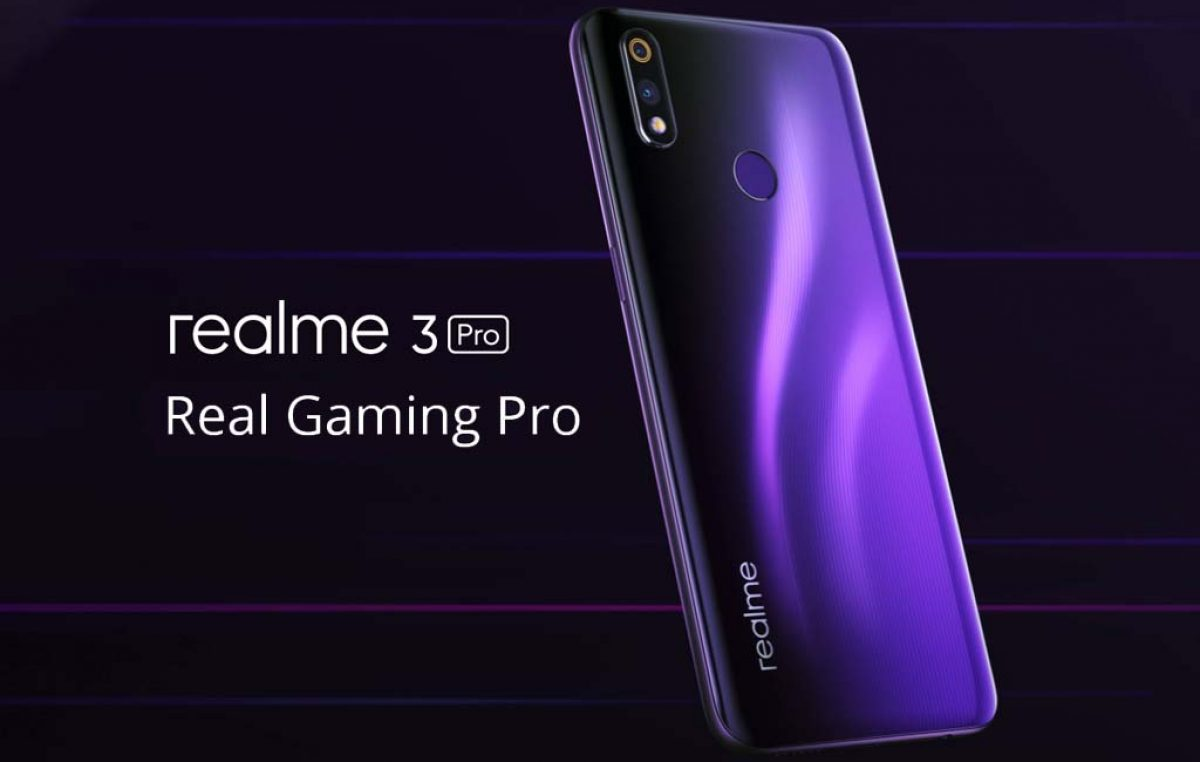 #RealGamingPro – realme 3 Pro Launched in the Philippines