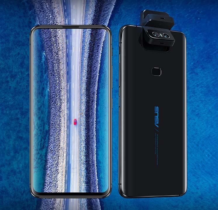 Zenfone 6 NanoEdge Screen