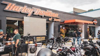 Harley Davidson of Davao City Dealership Grand Opening