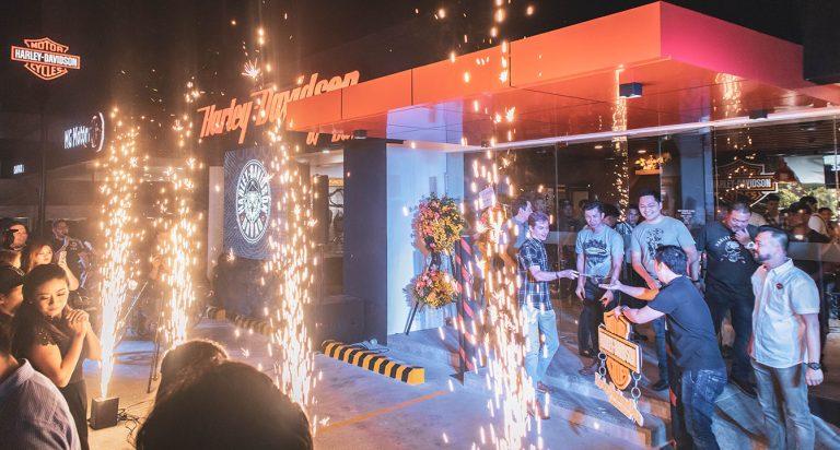 Harley-Davidson of Davao Grand Opening