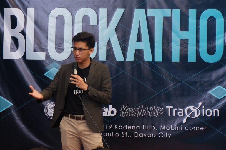 Joshua Santos - Blockathon 2019