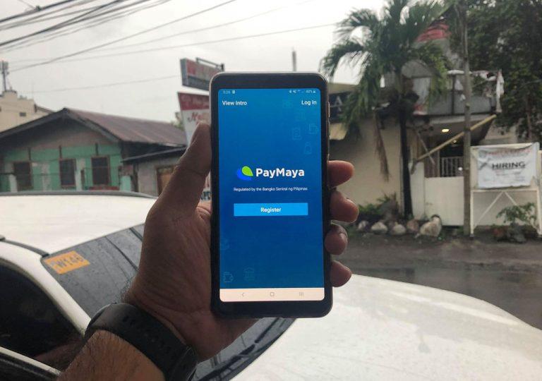 Paymaya Account
