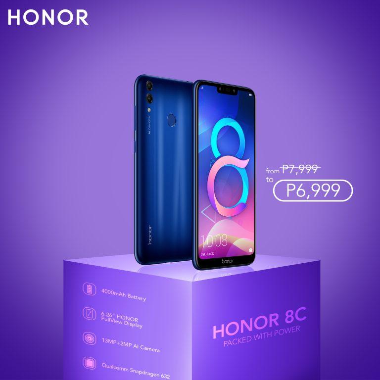 HONOR Deals HONOR 8C