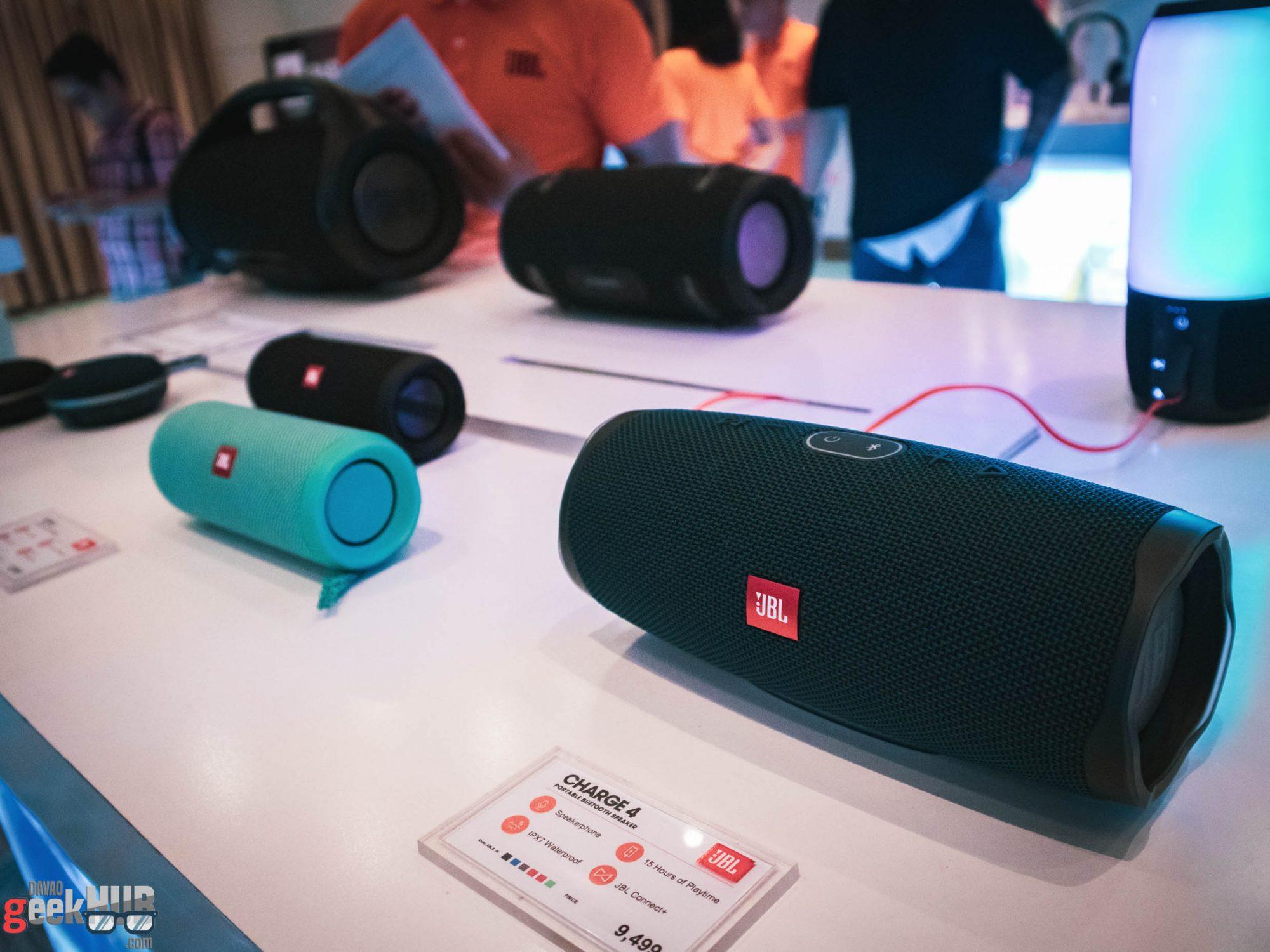 JBL Bluetooth Speakers 1