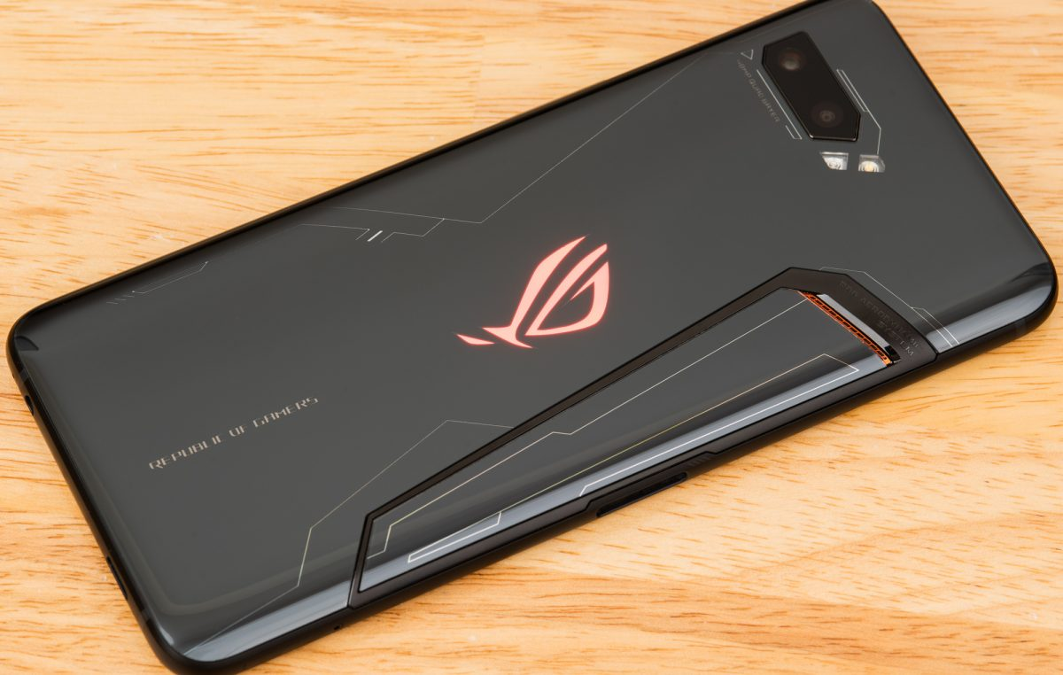 ROG Raises the Bar in Mobile Gaming with the ROG Phone II