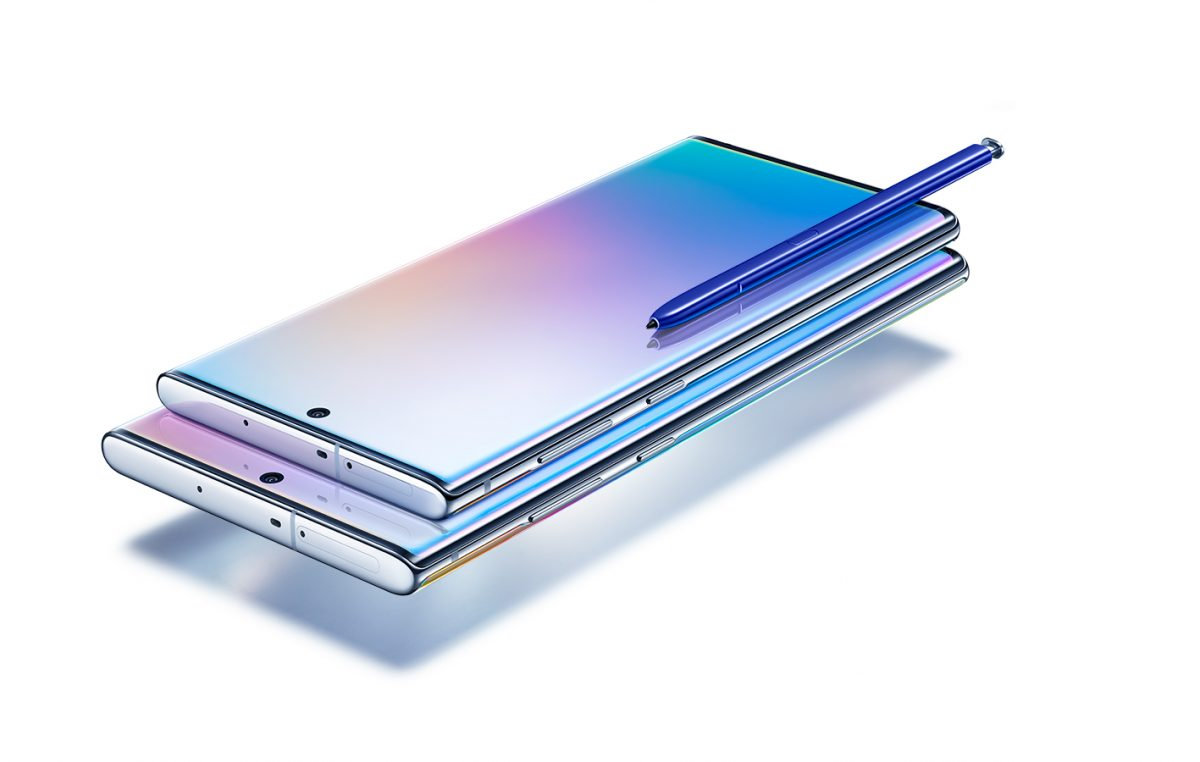 New Samsung Note Line – Introducing the Galaxy Note 10 and Note 10+