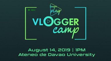 Smart Play Vlogger Camp Davao – Take Your Vlogging to the Next Level