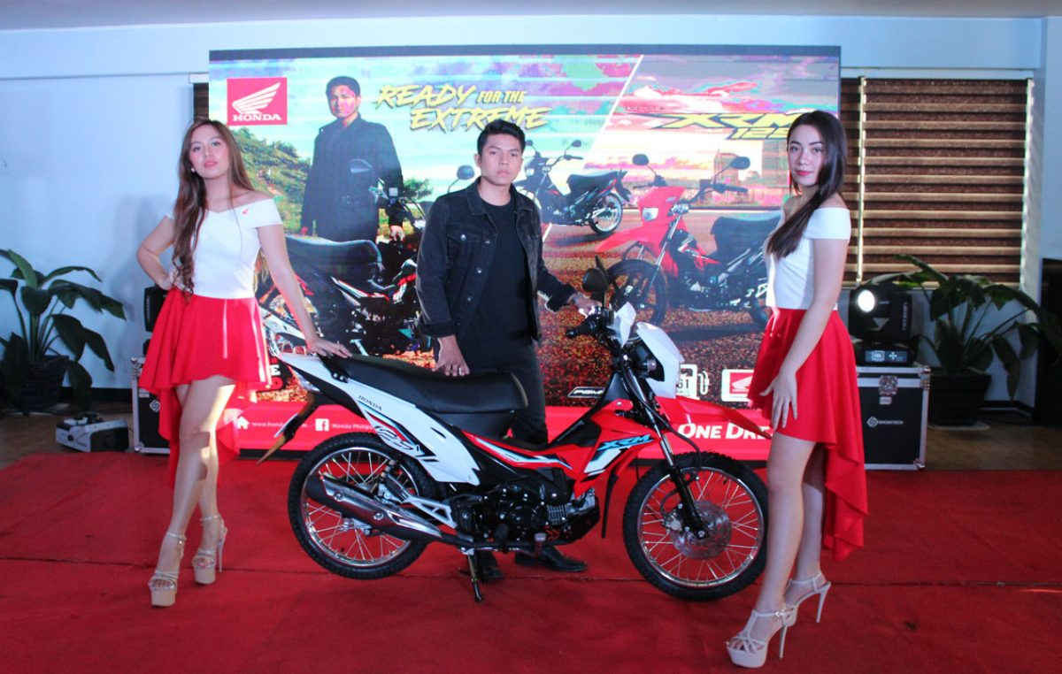 New Honda XRM125 Fi Launched – Promises a More Extreme Ride