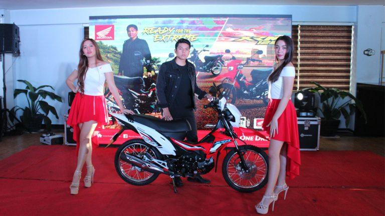 Honda XRM125 Fi launch