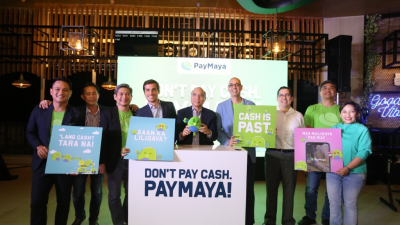 """Don't Pay Cash. PayMaya!"" Campaign Accelerates Digital Payment Adoption"
