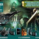 Final Fantasy VII Remake Pre-Order