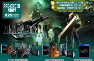 Final Fantasy VII Remake is Now on Pre-Order in the Philippines