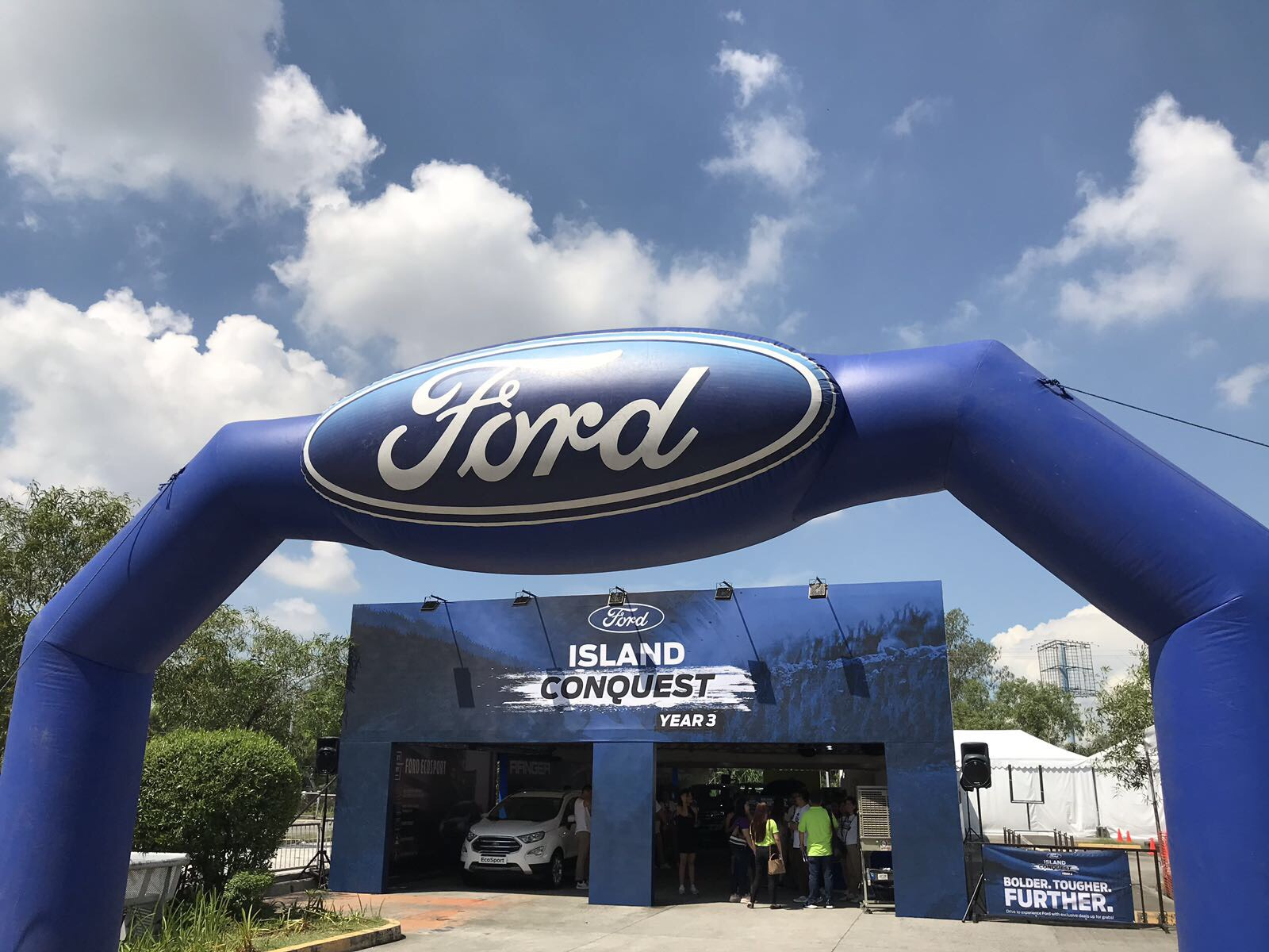 Ford Island Conquest 2019