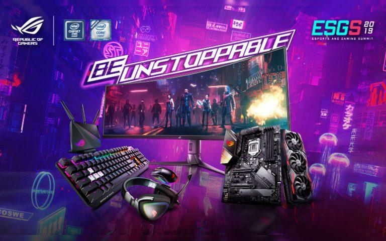 Republic of Gamers ESGS 2019