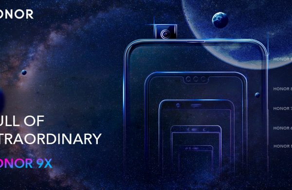 HONOR 9X Teased – Xtraordinary Lifestyle and Gaming Phone for 2019