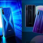 HONOR 9X and HONOR 20 Lite