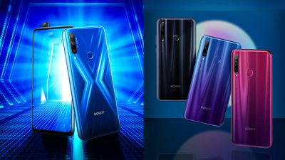 HONOR 9X and HONOR 20 Lite is Now on Pre-Order