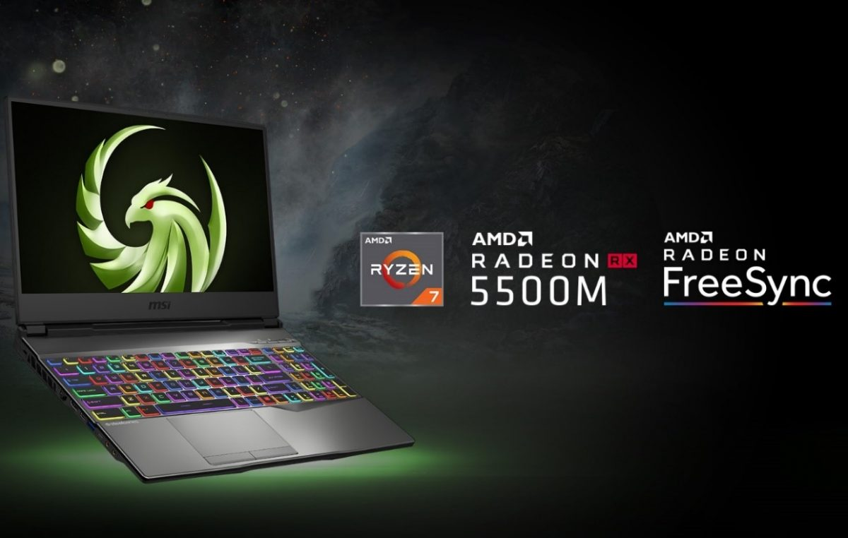 The MSI Alpha 15 is Now Available Here in the Philippines