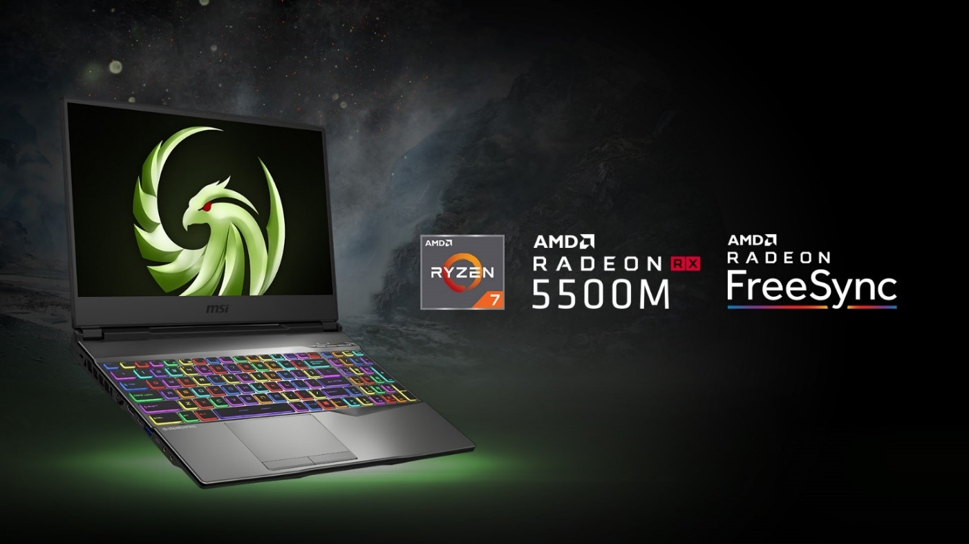MSI Alpha 15 Now Available in PH