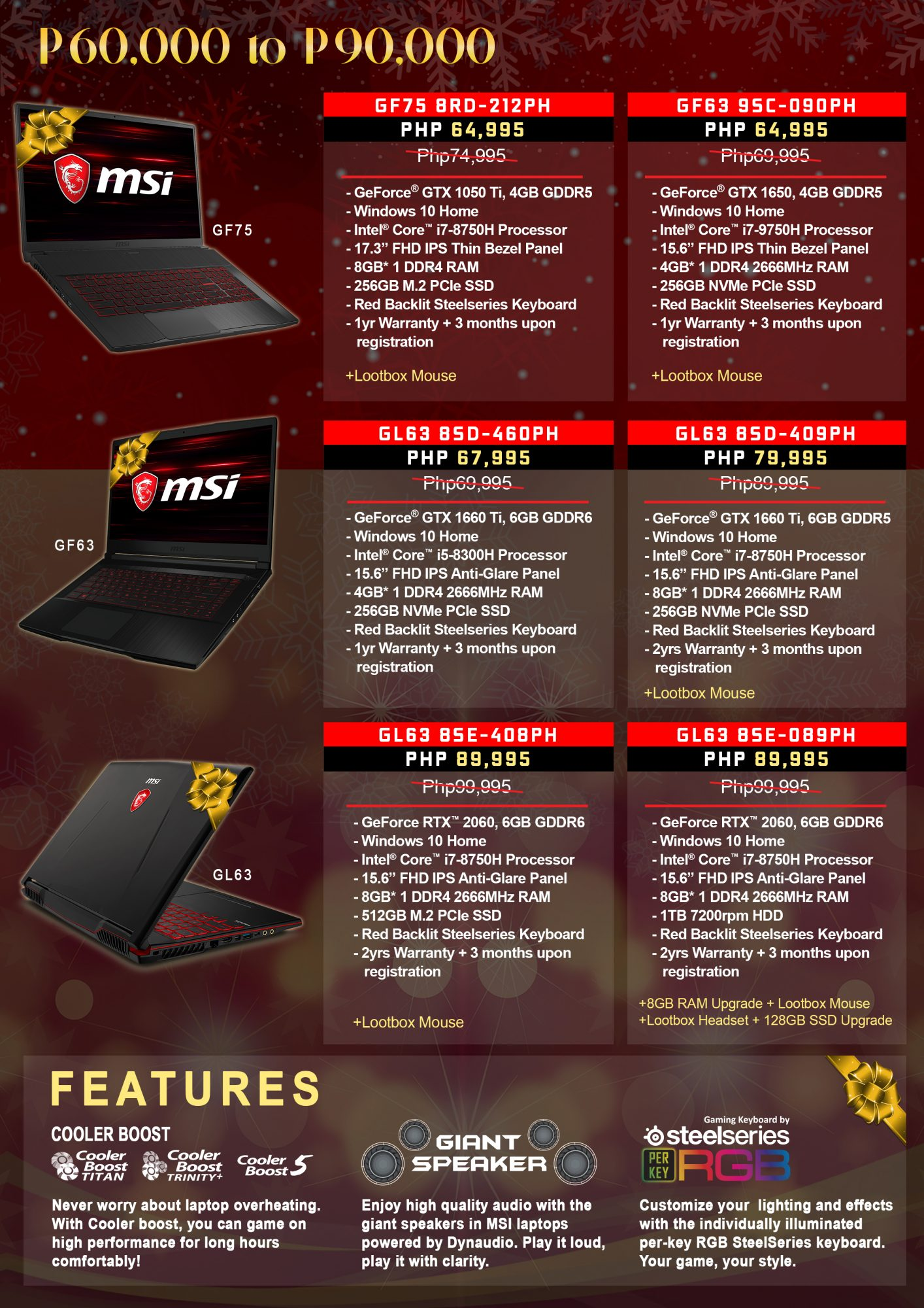 MSI Promo 3