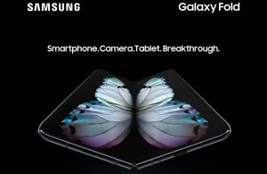 The Samsung Galaxy Fold is Now on Pre-Order through Smart and Globe