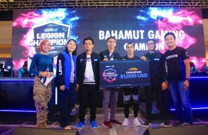 Bahamut Gaming to Represent PH at Lenovo's Legion of Champions IV