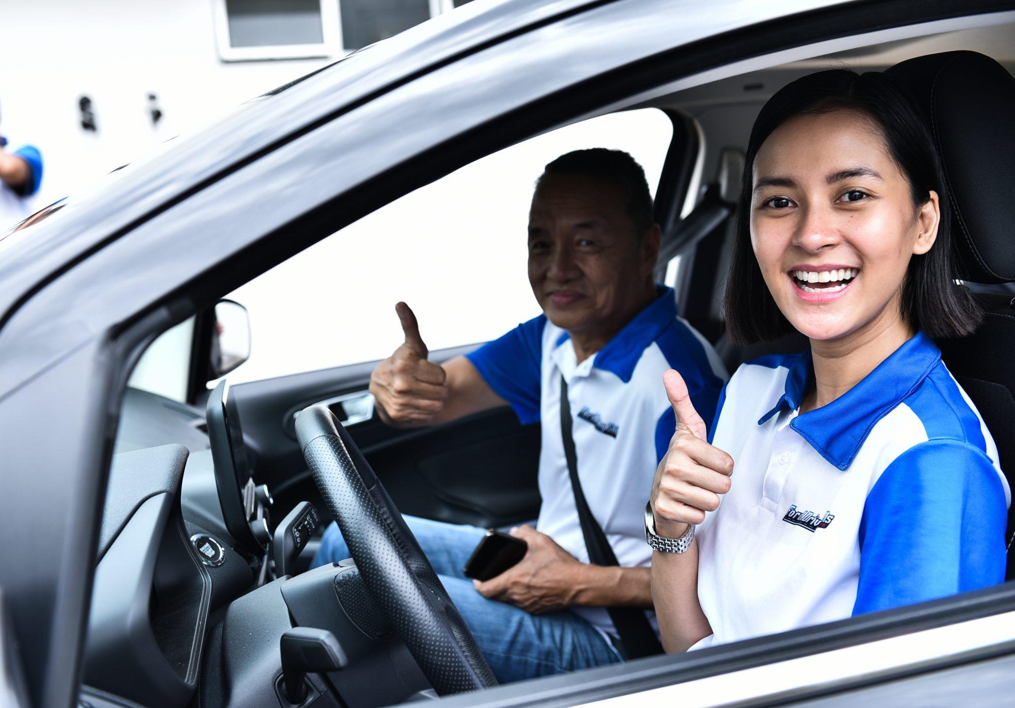 Driving Skills for Life - Bianca Gonzalez-Intal